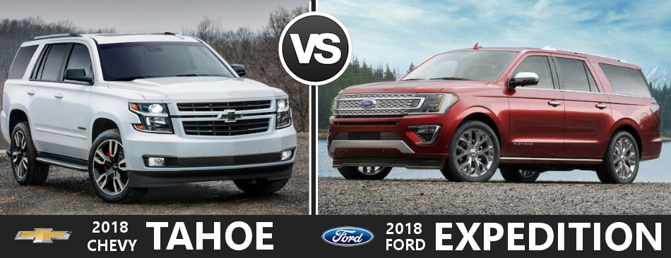 head to head 2018 ford expedition vs 2018 chevy tahoe boston ma. Black Bedroom Furniture Sets. Home Design Ideas