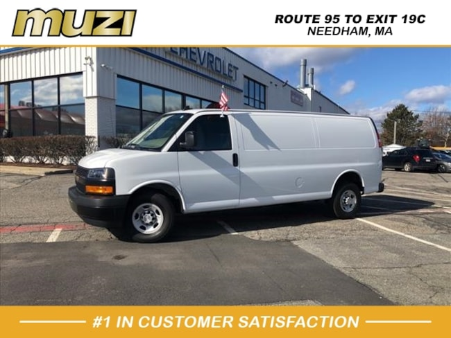 Used 2019 Chevrolet Express Cargo 2500 for sale near Boston, MA at Muzi Ford
