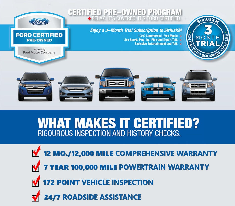 Ford Certified Pre Owned >> Certified Ford Dealer Near Boston Ma Serving Needham