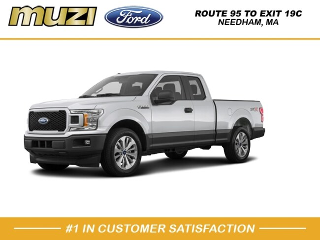 New 2020 Ford F-150 XLT Truck SuperCab Styleside for sale near Boston, MA at Muzi Ford