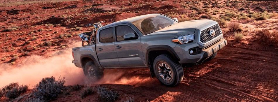 2019 Ford Ranger vs 2019 Toyota Tacoma Boston, MA