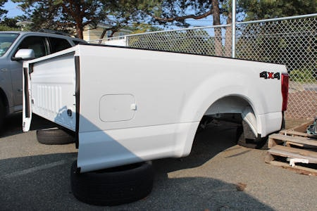 New Ford Pickup Truck Beds For Sale At Muzi Ford Serving Boston Ma