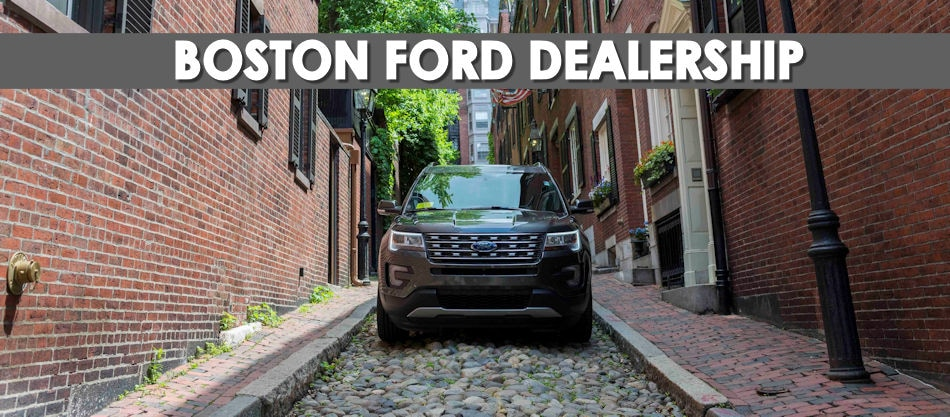 Ford Dealership Boston MA