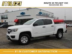 2018 Chevrolet Colorado Work Truck Crew Cab