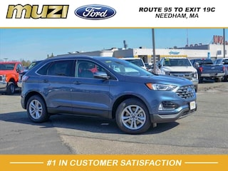 New 2019 Ford Edge SEL SUV Lease Deals in Boston, MA at Muzi Ford