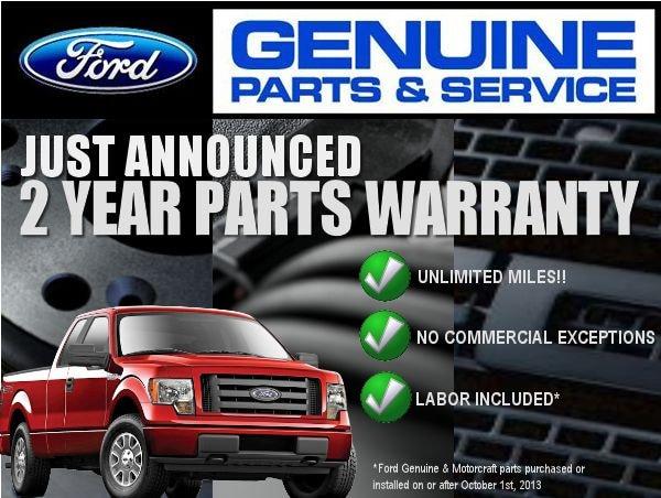 Warranty Application