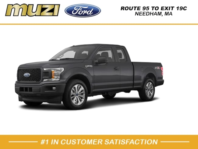 New 2020 Ford F-150 XL Truck SuperCab Styleside for sale near Boston, MA at Muzi Ford