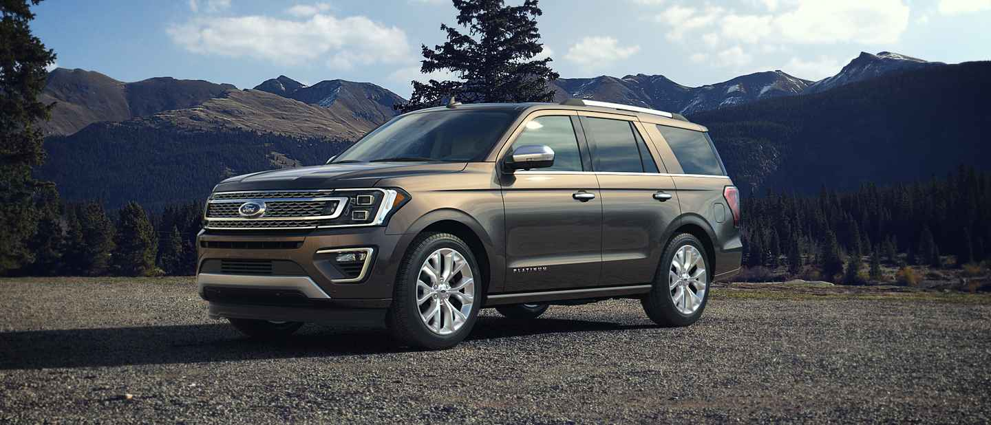 2018 expedition stone gray