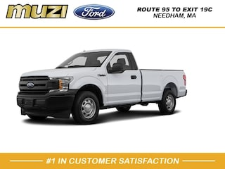 New 2019 Ford F-150 XL Truck Regular Cab Lease Deals in Boston, MA at Muzi Ford