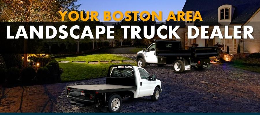 Trucks For Sale In Ma >> Massachusetts Landscape Trucks For Sale At Muzi Ford Dealership
