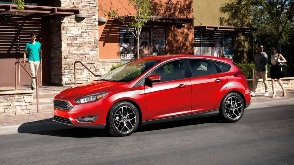 Ford Lease Deals >> 2018 2019 Ford Focus Lease Deals 0 Down 187 At Muzi Ford