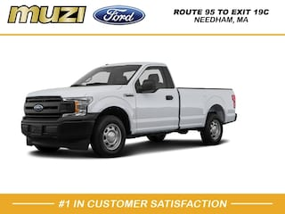 New 2020 Ford F-150 XL Truck Regular Cab Lease Deals in Boston, MA at Muzi Ford