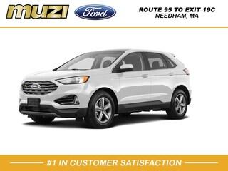 New 2020 Ford Edge SEL SUV Lease Deals in Boston, MA at Muzi Ford