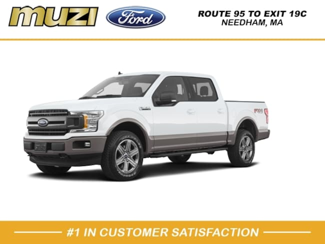New 2020 Ford F-150 King Ranch Truck SuperCrew Cab for sale near Boston, MA at Muzi Ford