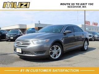 Used 2014 Ford Taurus SEL for sale near Boston at Muzi Ford