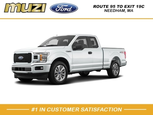 New 2019 Ford F-150 XLT Truck SuperCab Styleside for sale near Boston, MA at Muzi Ford
