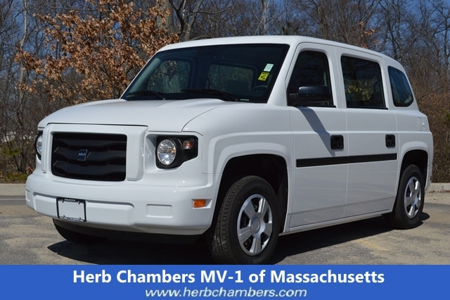 Featured used wheelchair accessible vehicles 2014 MV-1 DX Deluxe Wheelchair Accessible for sale in Burlington, MA