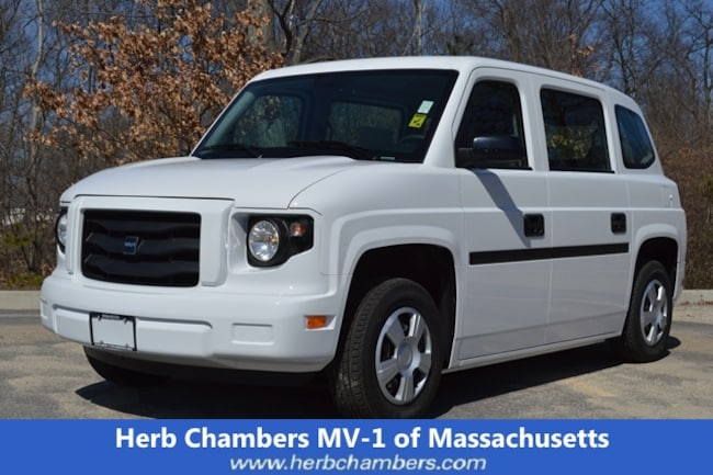 Used wheelchair accessible vehicle 2014 MV-1 DX Deluxe Wheelchair Accessible for sale in Burlington, MA