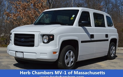 2014 MV-1 DX Deluxe Wheelchair Accessible
