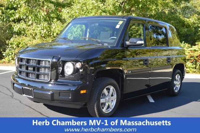 Used wheelchair accessible vehicle 2014 MV-1 LX Luxury Wheelchair Accessible for sale in Burlington, MA