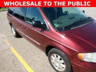 2007 Chrysler Town & Country Touring Minivan/Van