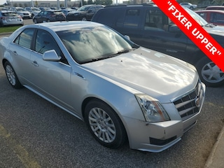 2010 Cadillac CTS Luxury Sedan