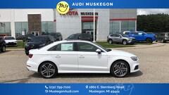 2019 Audi A3 2.0T Premium Plus Quattro Sedan