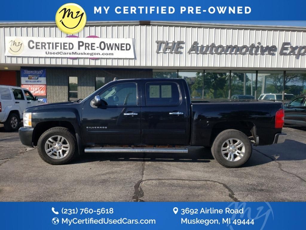 2011 Chevrolet Silverado 1500 Truck Crew Cab