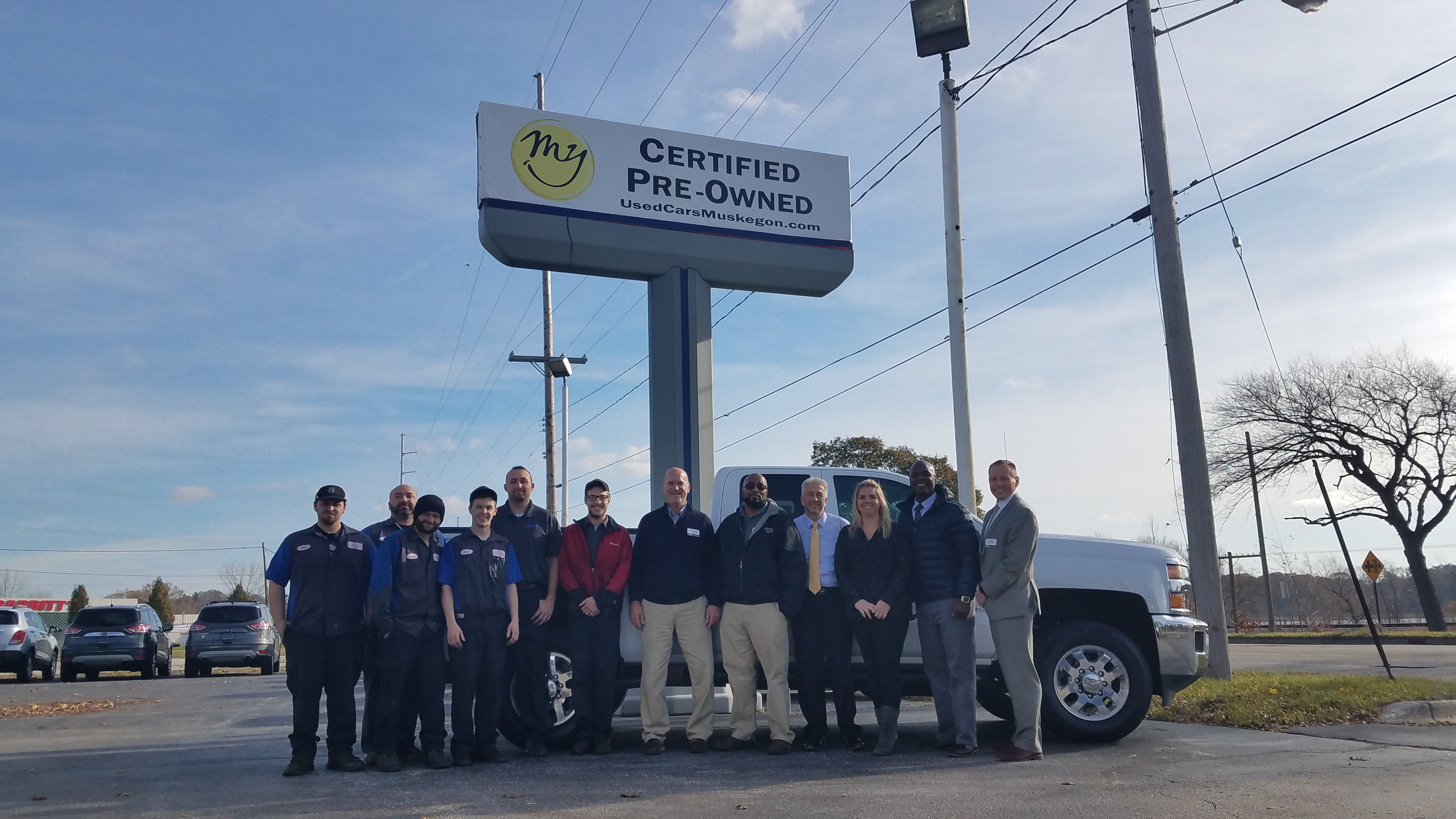 My Certified Used Cars | New dealership in Muskegon, MI 49444