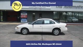 2001 Oldsmobile Intrigue GX Sedan