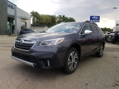 New 2020 Subaru Outback 2.5i Touring WAGON 4S4BTAPC0L3268146 for sale in Muskegon, MI at Subaru of Muskegon