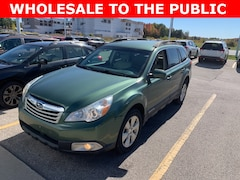 Used 2010 Subaru Outback 2.5i Premium SUV for sale in Muskegon, MI at Subaru of Muskegon