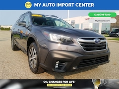 2020 Subaru Outback Premium SUV 4S4BTACC2L3192225