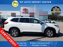 New 2020 Subaru Ascent Premium SUV for sale in Muskegon, MI at Subaru of Muskegon