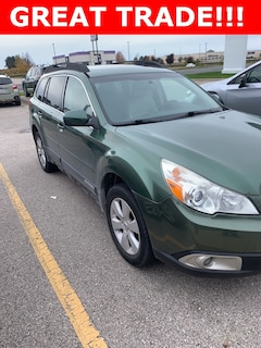 Used 2012 Subaru Outback 2.5i Limited SUV for sale in Muskegon, MI at Subaru of Muskegon