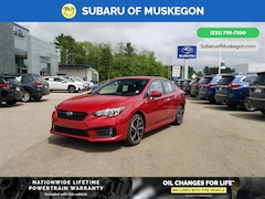New 2020 Subaru Impreza 2.0i Sport Package 4S3GKAM69L3608521 for sale near Grand Rapids, MI