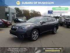New 2021 Subaru Outback Limited WAGON 4S4BTAMC3M3119560 for sale in Muskegon, MI at Subaru of Muskegon