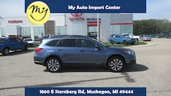 Used 2017 Subaru Outback 2.5i Limited SUV 4S4BSAKC9H3428512 for sale in Muskegon, MI at Subaru of Muskegon