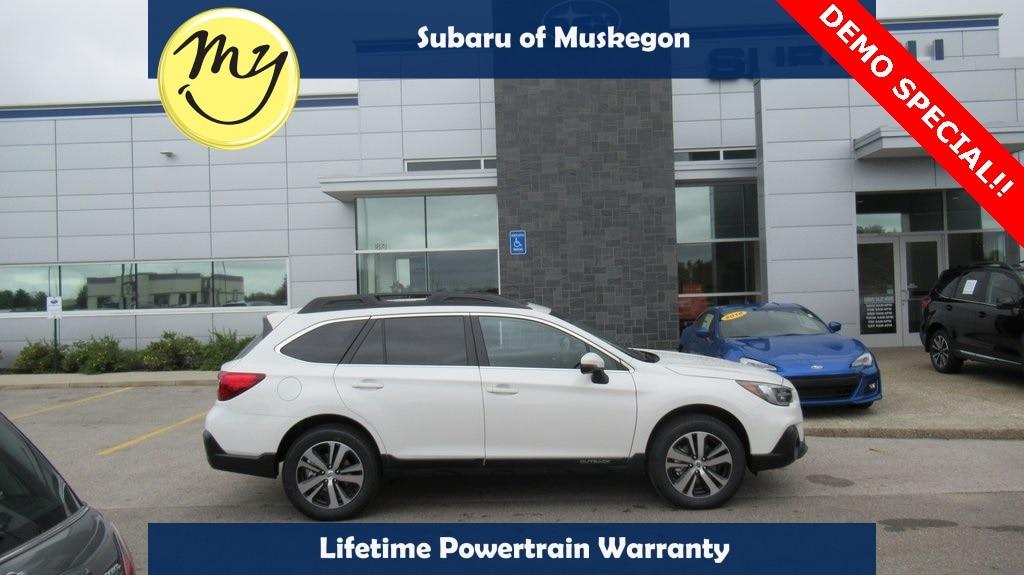 2019 Subaru Outback 2.5i Limited WAGON 4S4BSANC2K3228588