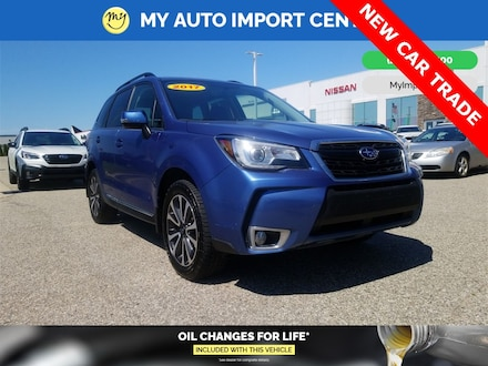 Featured Used 2017 Subaru Forester 2.0XT Touring SUV for Sale in Holland, MI