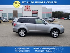 Used 2009 Subaru Forester 2.5X Limited SUV for sale in Muskegon, MI at Subaru of Muskegon