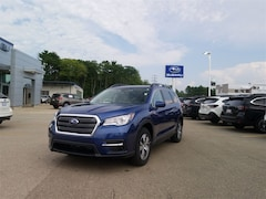 New 2021 Subaru Ascent Premium SUV 4S4WMACD1M3400703 for sale in Muskegon, MI at Subaru of Muskegon