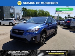 New 2020 Subaru Crosstrek 2.0i Premium JF2GTAEC8LH239821 for sale in Muskegon, MI at Subaru of Muskegon