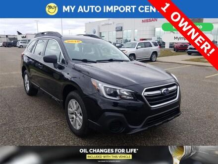 Featured Used 2018 Subaru Outback 2.5i SUV for Sale in Holland, MI