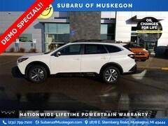 New 2020 Subaru Outback Premium WAGON 4S4BTAEC4L3123114 for sale in Muskegon, MI at Subaru of Muskegon