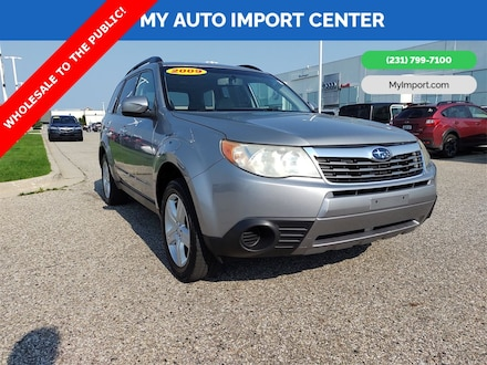 Featured Used 2009 Subaru Forester 2.5X Premium SUV for Sale in Holland, MI