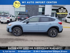 New 2020 Subaru Crosstrek Base JF2GTABC0LH241499 for sale in Muskegon, MI at Subaru of Muskegon