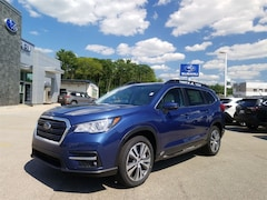 New 2021 Subaru Ascent Limited SUV 4S4WMAMD9M3400236 for sale in Muskegon, MI at Subaru of Muskegon