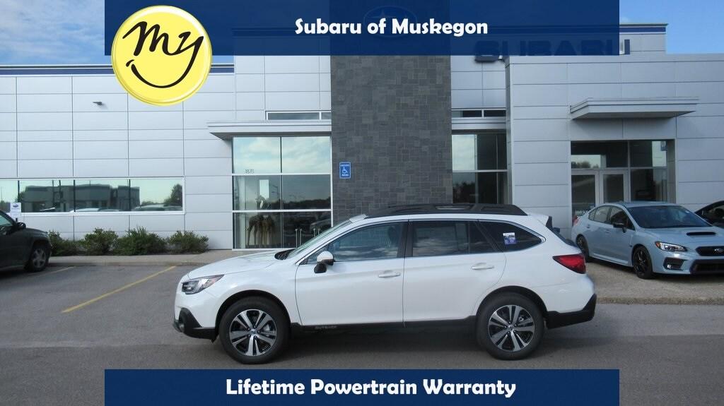2019 Subaru Outback 2.5i Limited WAGON 4S4BSANCXK3236745