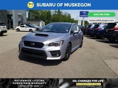 New 2020 Subaru WRX Limited JF1VA1J60L9812478 for sale in Muskegon, MI at Subaru of Muskegon